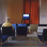 Man Watching T.V. 4, 2003