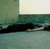 Kimura Yoshino wears Alexander McQueen #483, 2007