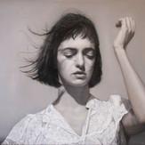 untitled (Olya Monochrome), 2017