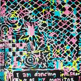 I am dancing, 2018