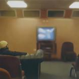 Man Watching T.V.  2, 2003