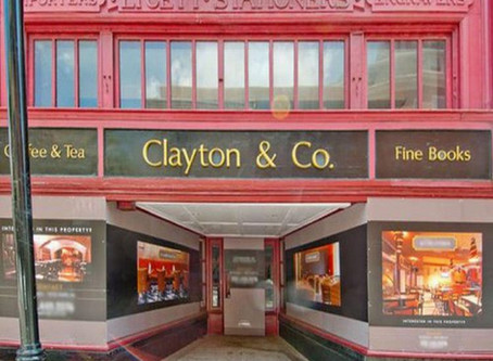 317 N Charles St- Magnificent classic storefront