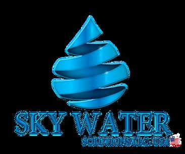 LOGO SKY WATER SOLUTIONS LLC sin fondo p