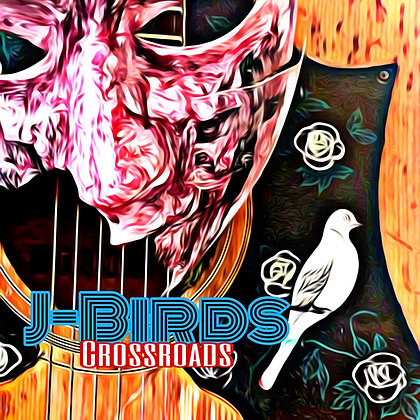 """J-BIRDS 'Crossroads"""" only available on CD"""