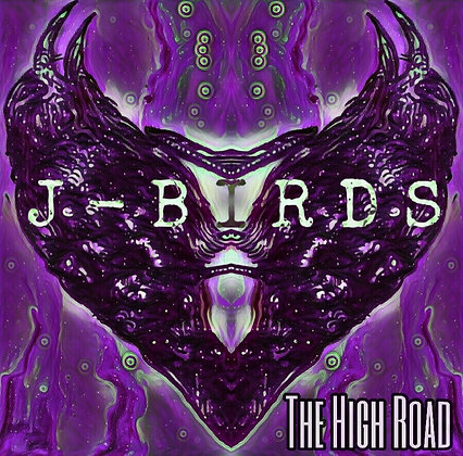 "J Birds ""The High Road"" (Purple Print) Limited Edition, 1st Print Free shipping"