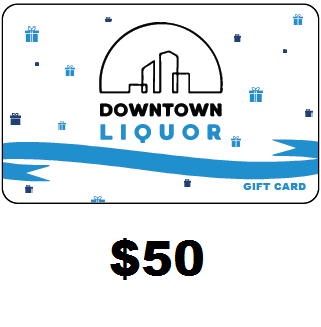 Downtown Liquor Gift Card $50