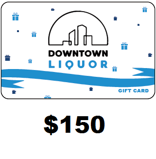 Downtown Liquor Gift Card $150
