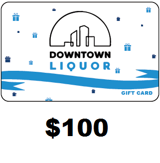Downtown Liquor Gift Card $100