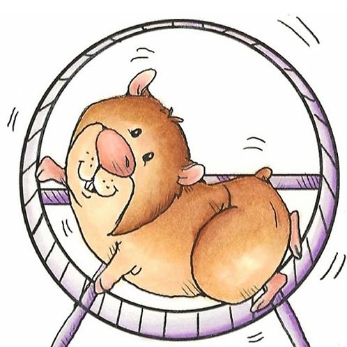 Hamster Wheel- Grade 1