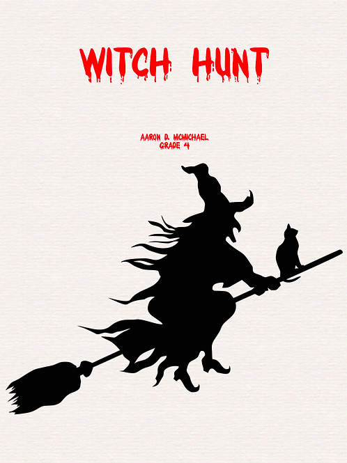 Witch Hunt- Grade 4
