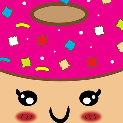 I Love Donuts- Grade 1