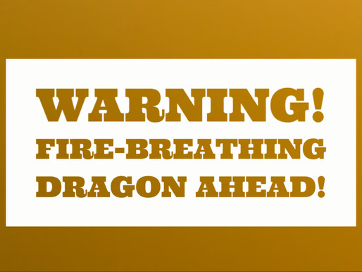 Hidden Gem #1- A Fire-Breathing Dragon