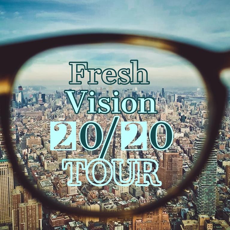 Fresh Vision 20/20 @ Johnston City Gospel Mission Church
