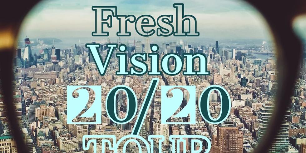 Fresh Vision 20/20 @ Fairview Christian Church