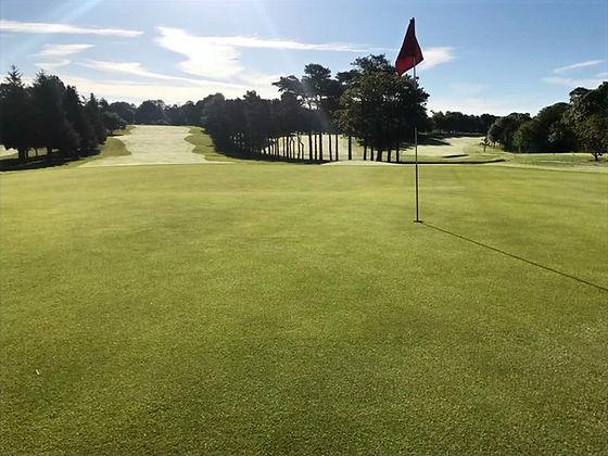 Lurgan Golf Club 18th Hole