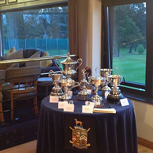 Malcolm Trophy Prize Night