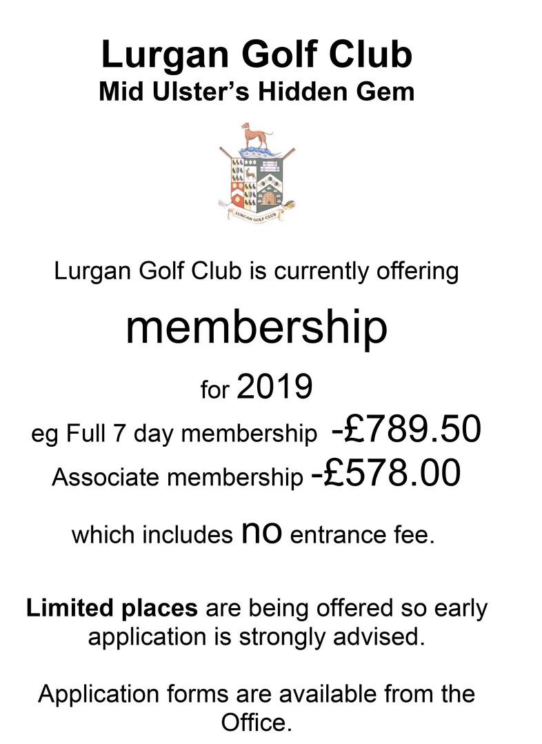 Membership offer (inc ladies)- Mar 19.jp