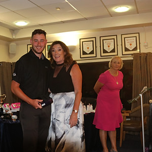 Lady Captain's Day Prize Winners