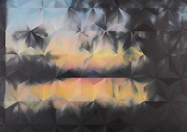 'Chiang Rai Sunset' Fine Art Giclée print