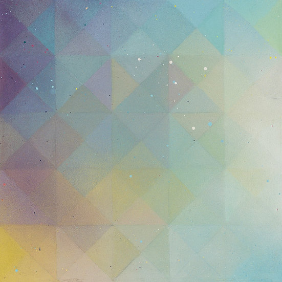 Goddess' - Tile 3 - Fine Art Giclée Print