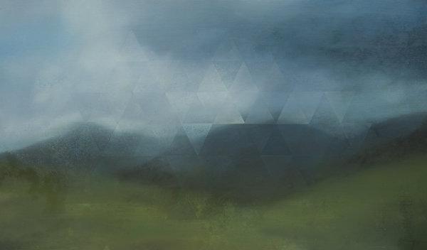'In Transit' - Scottish Landscape Painting & Prints