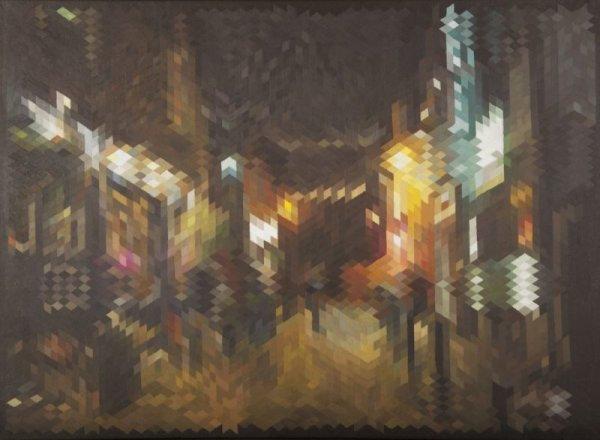 Ashton Lane, Glasgow Part 2 - Painting & Prints