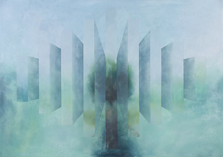 'Private Road' Fine Art Giclée print