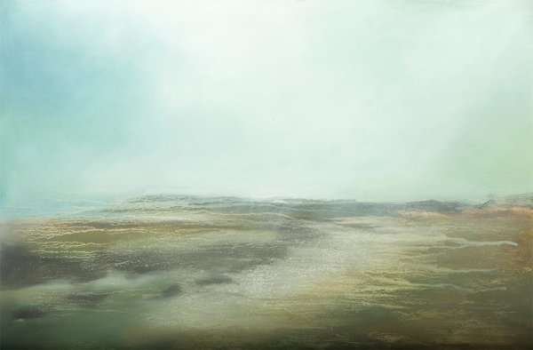 'Cold Comfort' Scottish Coast - Paintings & Prints