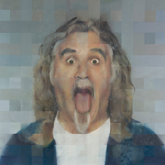Billy Connolly 'Big Yin' - Painting & Prints