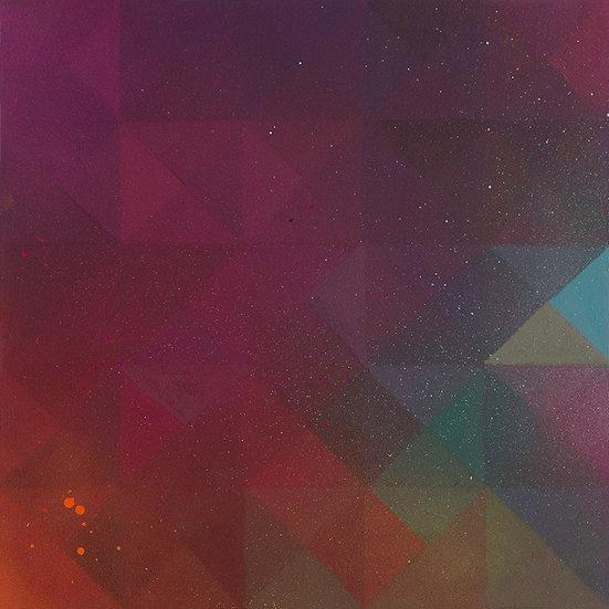'Goddess' - Tile 13 - Fine Art Giclée Print
