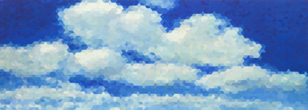 'Cloudy Skies' - Painting & Prints
