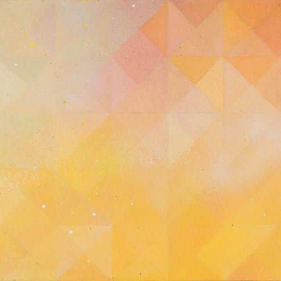 'Goddess' - Tile 5 - Fine Art Giclée Print