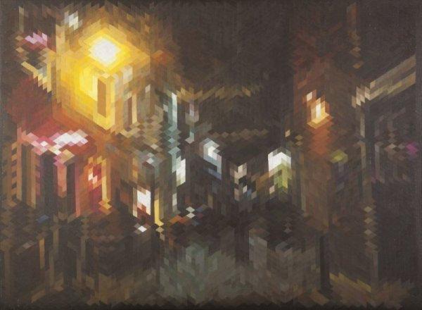 Ashton Lane, Glasgow, Scotland Painting & Prints