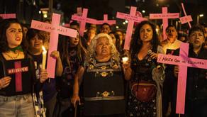 En memoria de Ingrid, Marbella y Fatima: Ni Una Mas!