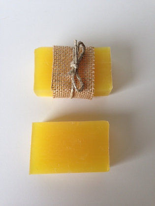 SANDALWOOD + OLIVE OIL SOAP