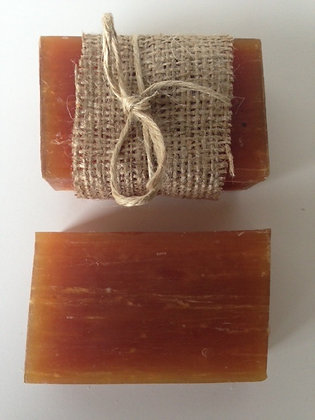 PEARL POWDER HONEY  + OLIVE OIL SOAP