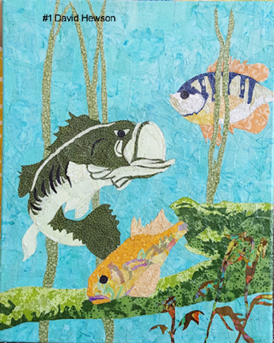 Canandaigua Fish by David Hewson