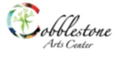 Cobblestone art center logo.png