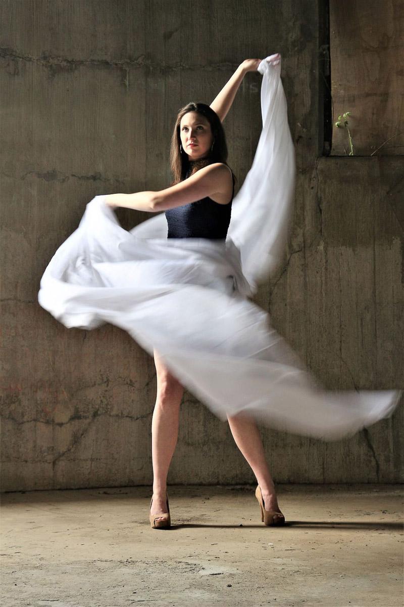 The Dancer by Kimberly Ferguson