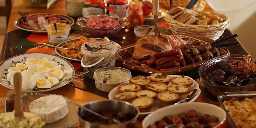 Annual Progressive Dinner