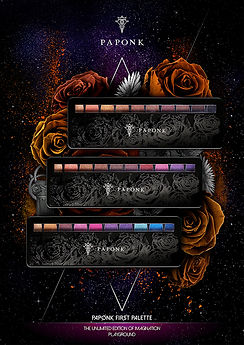 PAPONK First Palette