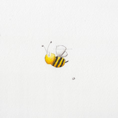 Bee Happy (Honi, the bee)