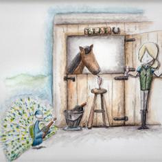 Barn, a Commission
