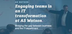 As Watson business case transformation