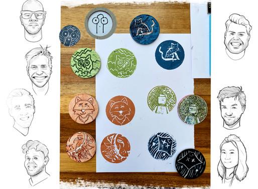 Ink's Stamp Design Challenge