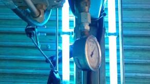 Germicidal UV Light Technology