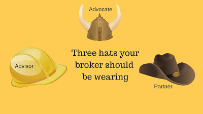 Three Hats your Broker Should Be Wearing - Part 3: The Partner