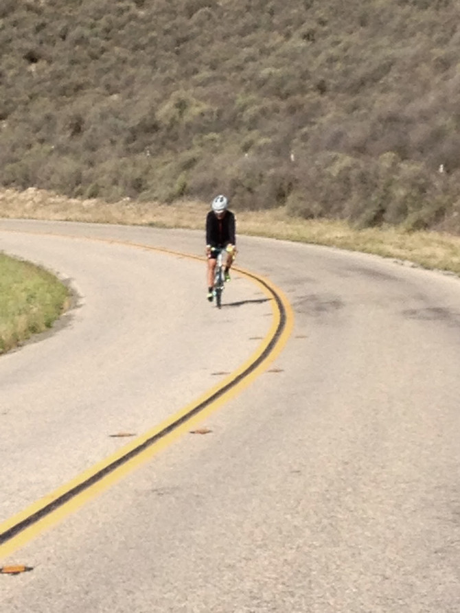 Check Your Brakes and Keep Pedaling!