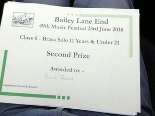 Solo contest result