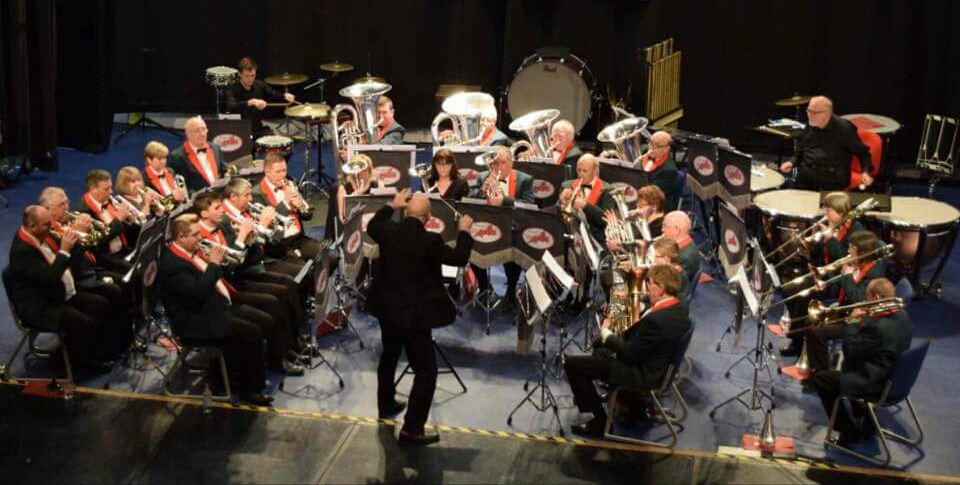 PROMOTION TO THE SECOND SECTION. FOLLOWING THEIR EXCELLENT 5TH POSITION AT THE RECENT 2017 SOUTH WEST REGIONAL FINALS AND THEIR PREVIOUS TWO YEARS, THE BAND HAVE BEEN PROMOTED TO THE SECOND SECTION OF THE NATIONAL BRASS BAND GRADING STRUCTURE